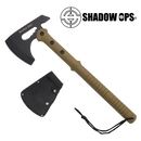 Shadow Ops Tactical Axe in Beige