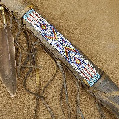 Native American Tomahawk - Plains Indian Style