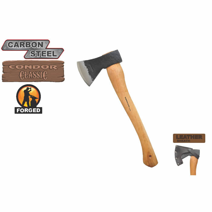 Greenland Pattern Axe Hatchet by Condor