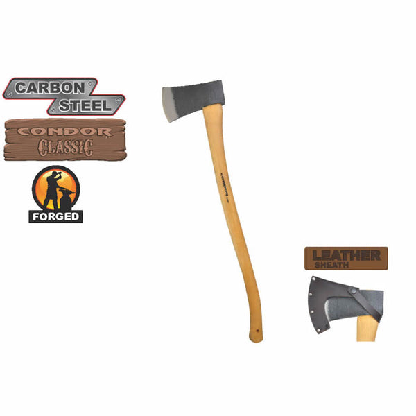 Michigan Felling Axe by Condor