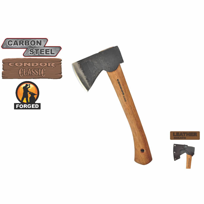 12 Inch Scout Hatchet by Condor