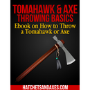 Tomahawk and Axe Throwing Basics E-Book