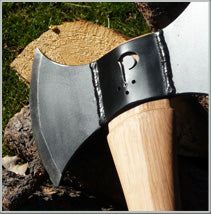 Competition Double Bit Throwing Axe