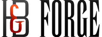 The H&B Forge Logo
