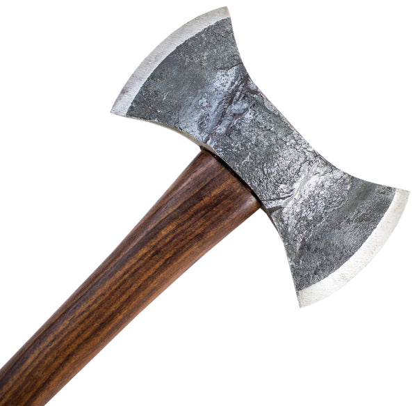 Hand Forged Miniature Throwing Axe