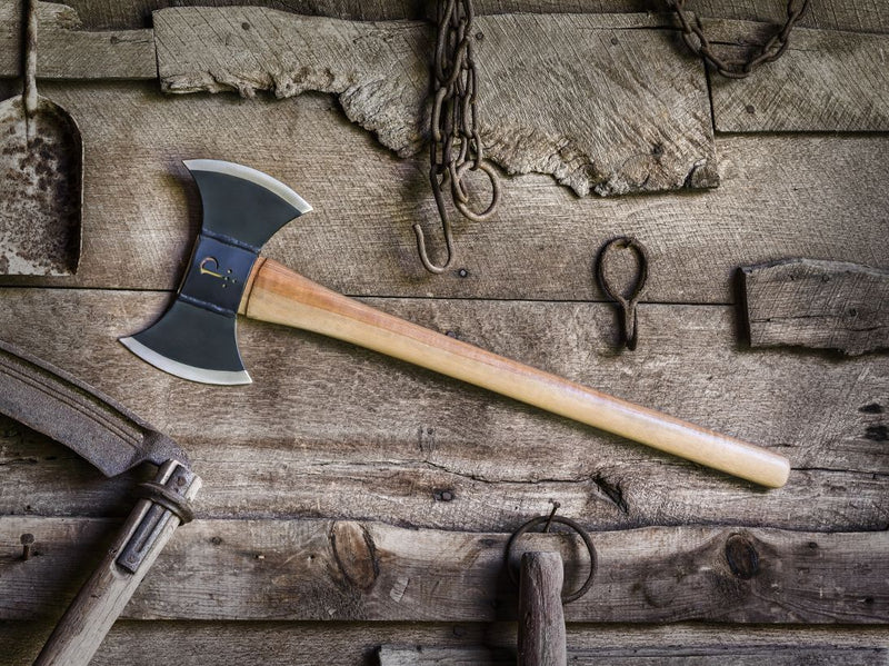 USA Made Junior Competition Lumberjack Throwing Axe
