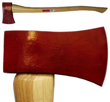 Single Bit Barco Michigan Pattern Axe
