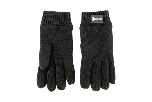Women's Winter Gloves in Black - The Hat Project