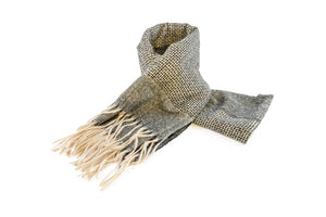 Women's Warm Winter Scarf in Graphite - The Hat Project