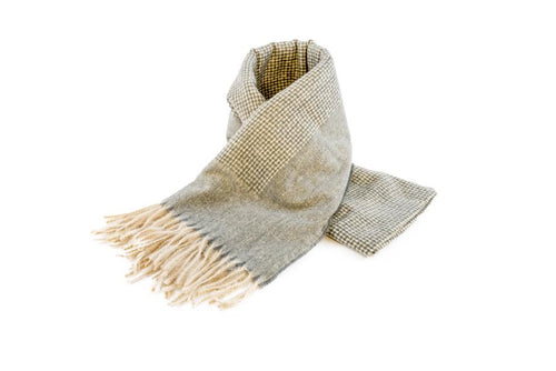 Women's Warm Winter Scarf in Sage Green - The Hat Project