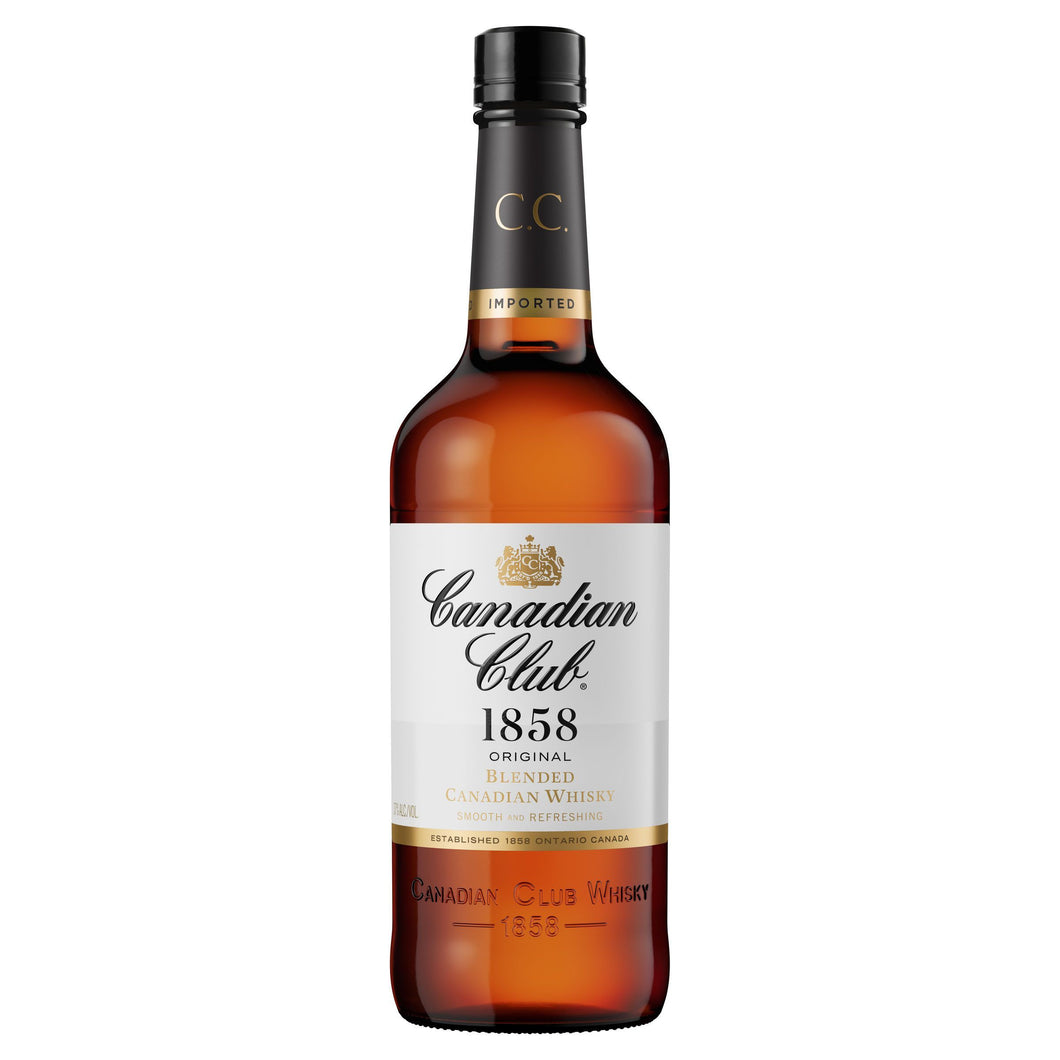 Canadian Club - 700mL