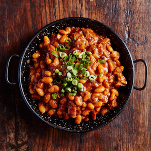 Fire and Brimstone BBQ Beans and Burnt Ends 500g