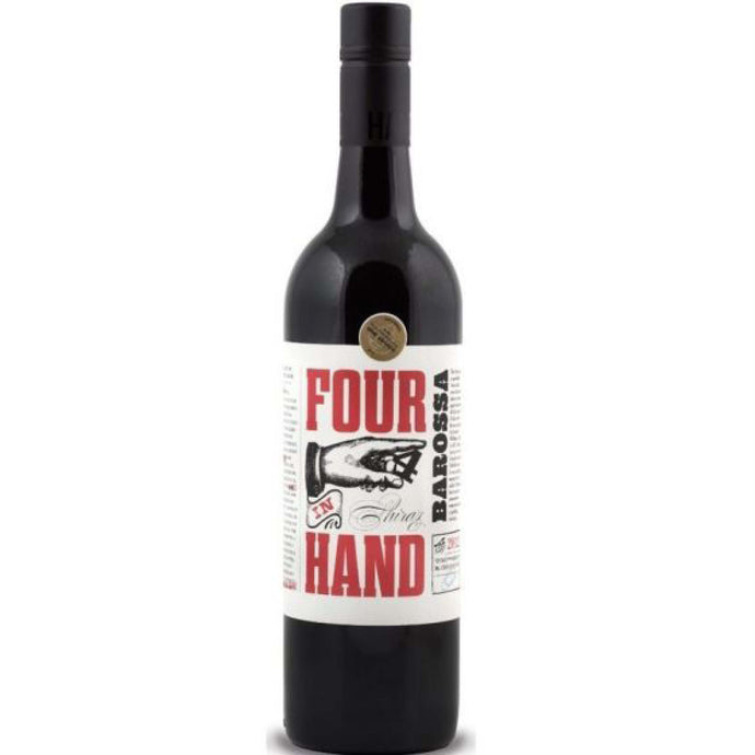 Four In Hand Shiraz - 750mL