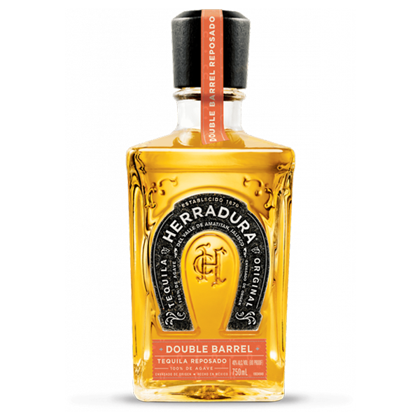 Herradura Double-Barrel Reposado - 700mL