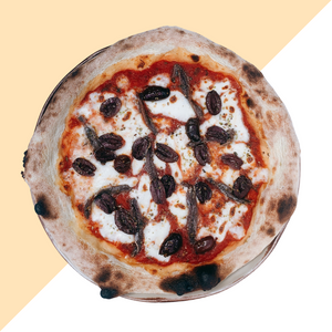 ROMANA WOODFIRED PIZZA