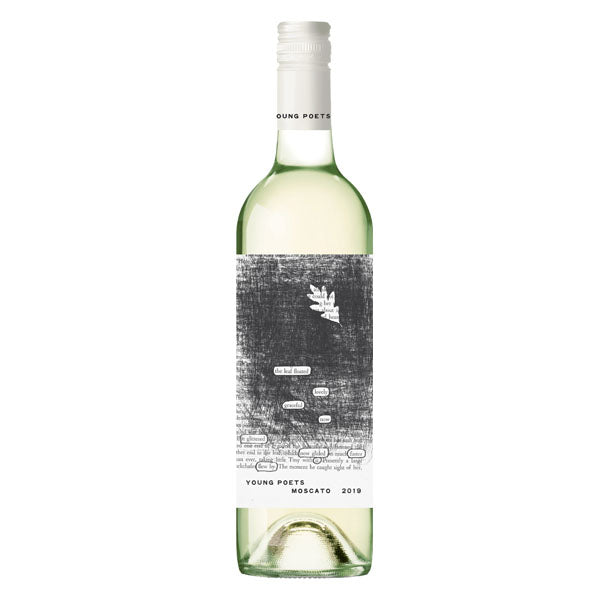 Young Poet's White Moscato - 750mL