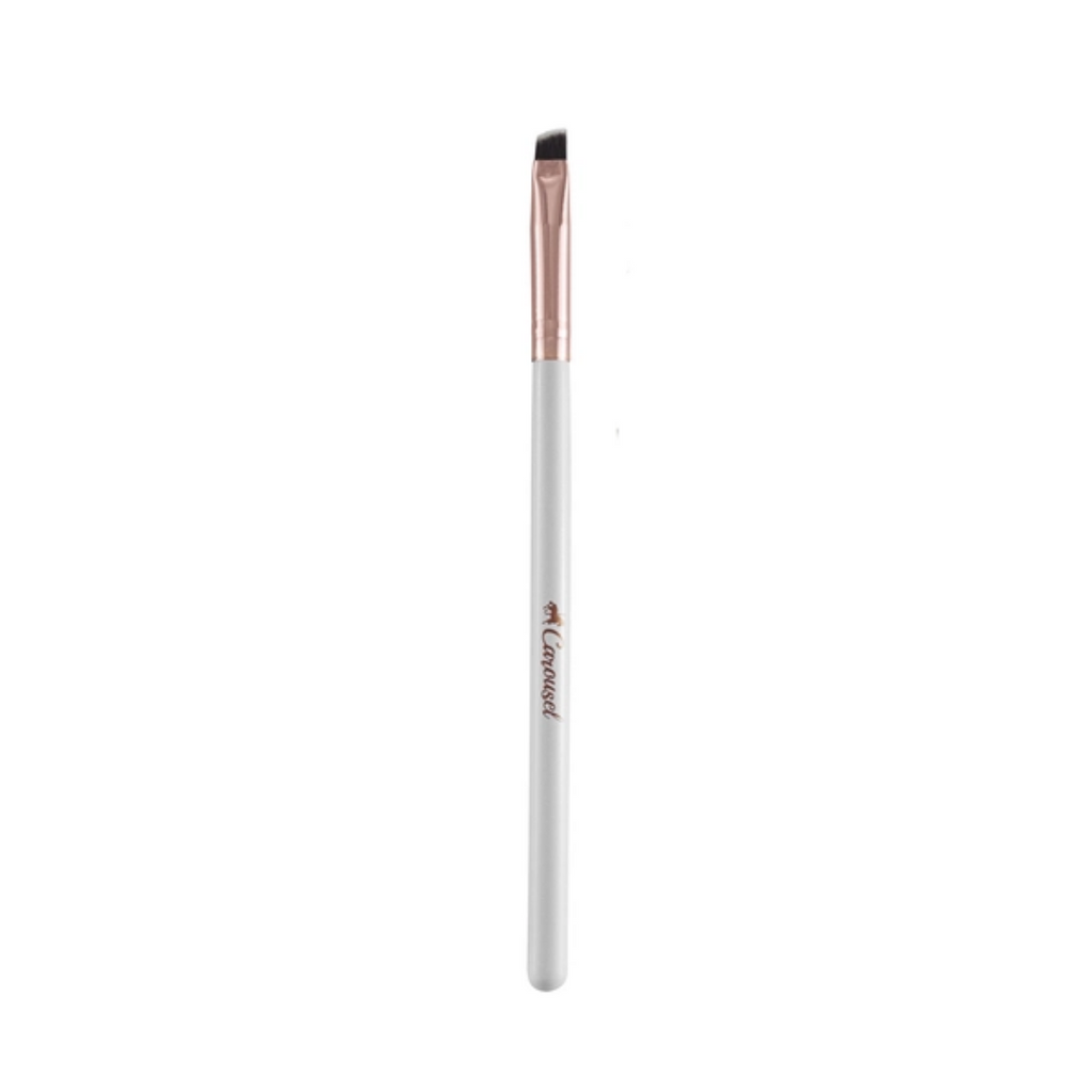 Rose Gold Angled Brow Brush