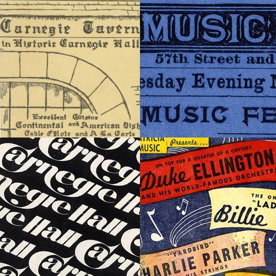 Carnegie Hall-Curated Gift Sets: Speakeasy, Vintage Finds, Mystery Picks, Greatest Hits
