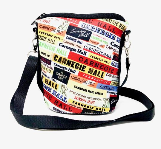 Vintage Logo Neoprene Crossbody Bag