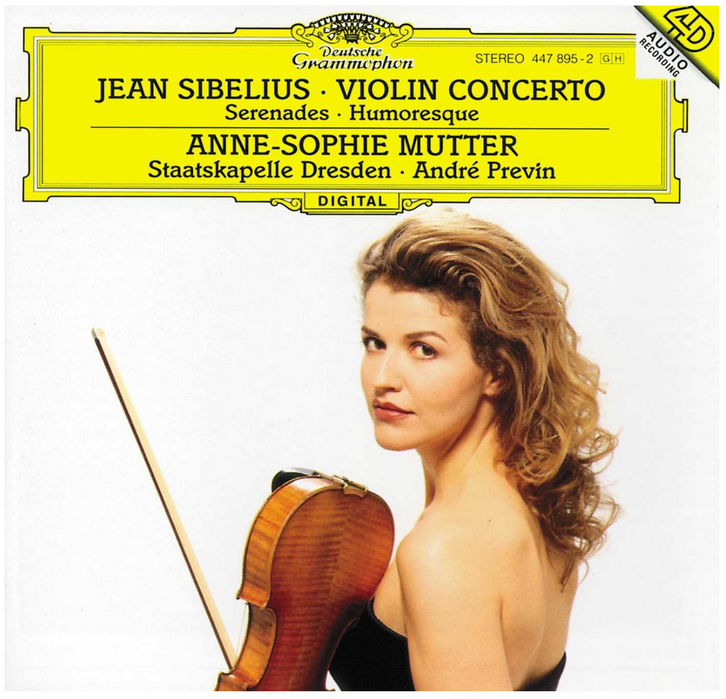 Anne-Sophie Mutter | Sibelius