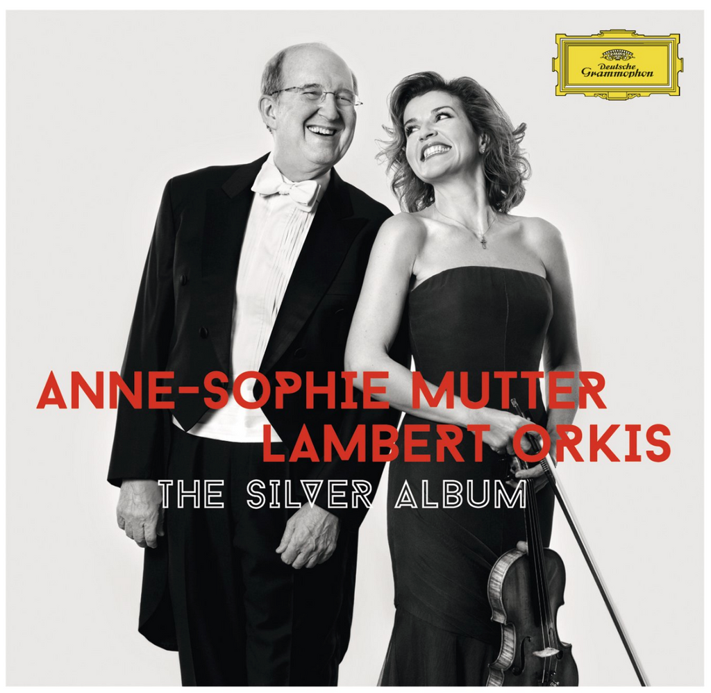 Anne-Sophie Mutter | The Silver Album