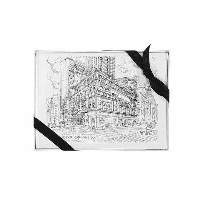 Building Notecard (Set of 10)