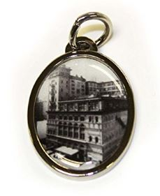 Building Charm (Oval)