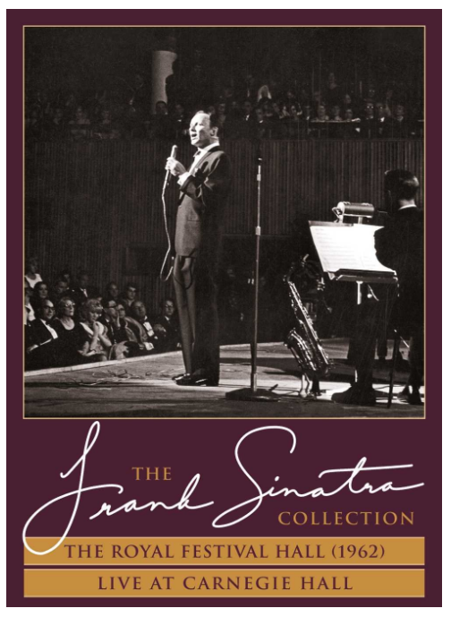 The Frank Sinatra Collection | The Royal Festival Hall / Live at Carnegie Hall (DVD)