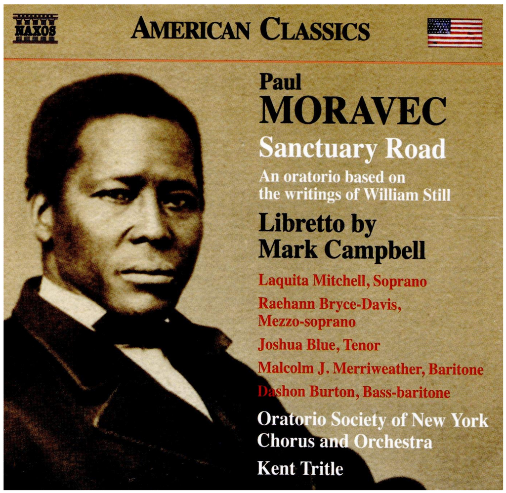 Oratorio Society of New York Chorus and Orchestra | Moravec: Sanctuary Road
