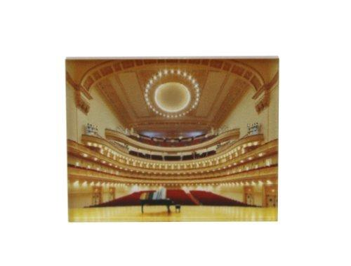 Isaac Stern Auditorium Acrylic Magnet