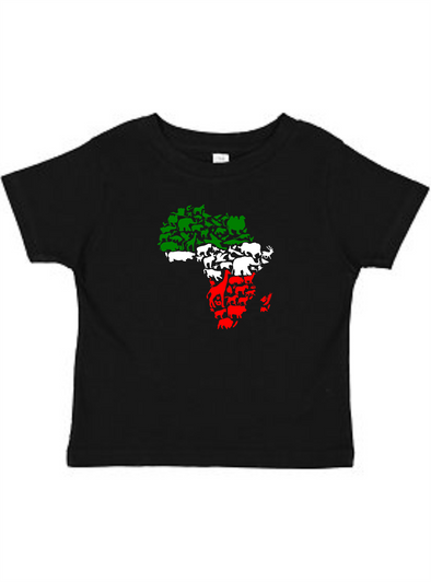 Black History Toddler Tee