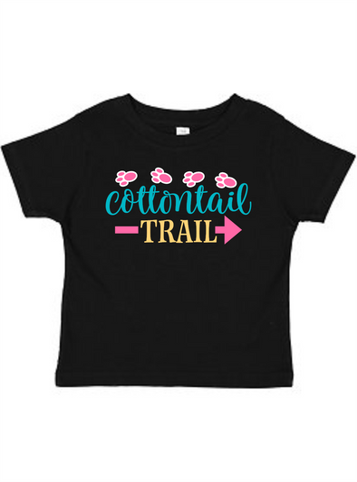 Cottontail Trail Toddler Tee