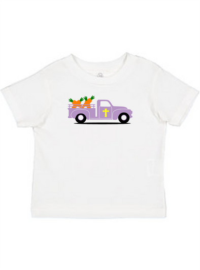 Easter Truck Toddler Tee