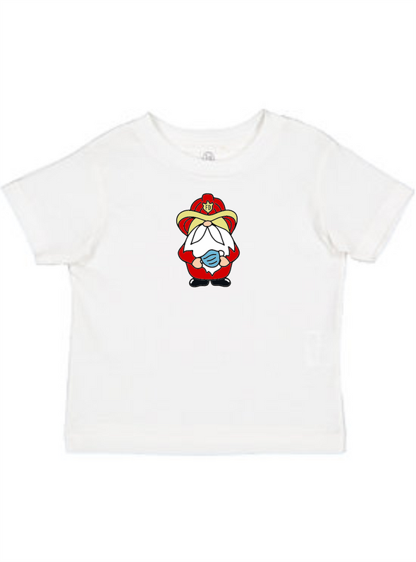 Fireman Gnome Toddler Tee
