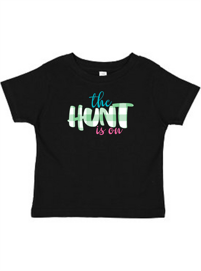 The Hunt Toddler Tee