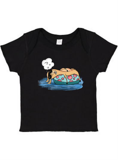 Llamacation Infant Baby Rib Tee
