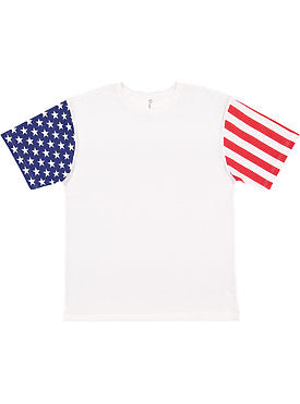 Code Five™ Men's  Stars and Stripes Tee