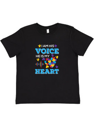 His Voice Youth Tee