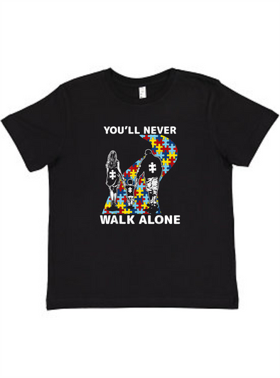 Never Walk Alone Youth Tee