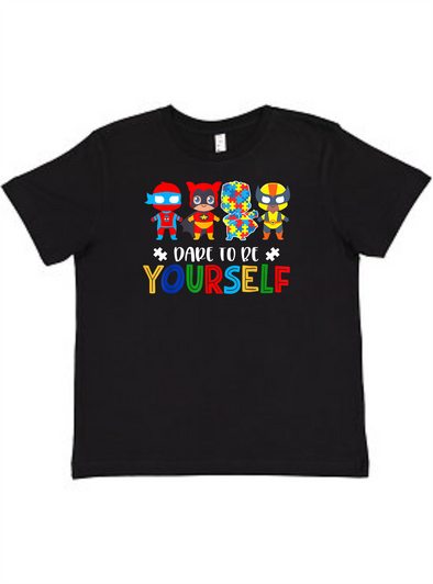 Be Yourself Youth Tee