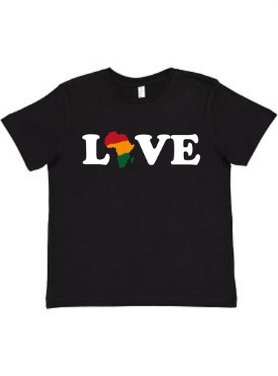 Love Youth Unisex Tee
