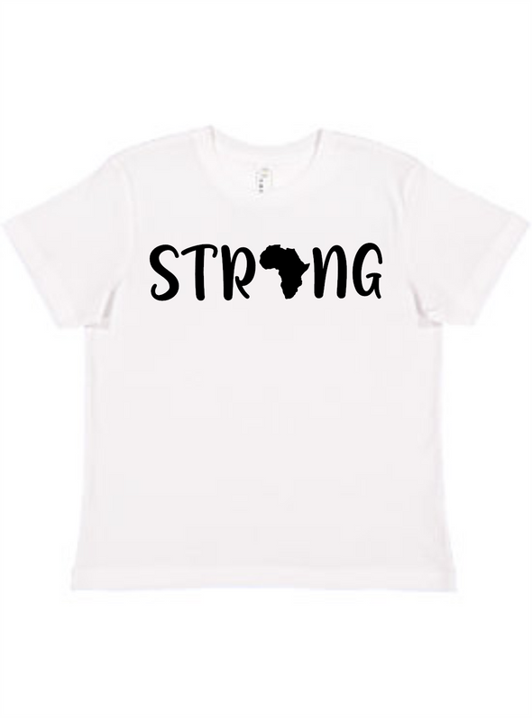 Strong Youth Unisex Tee