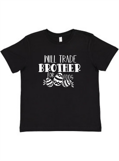 Will Trade Brother Youth Tee