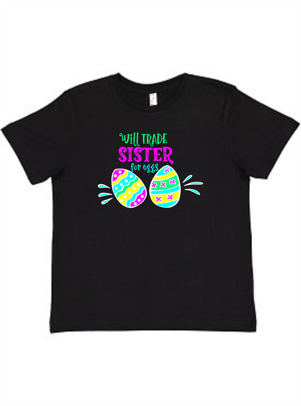Will Trade Sister Youth Tee
