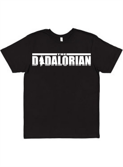 The Dadalorian Unisex Tee