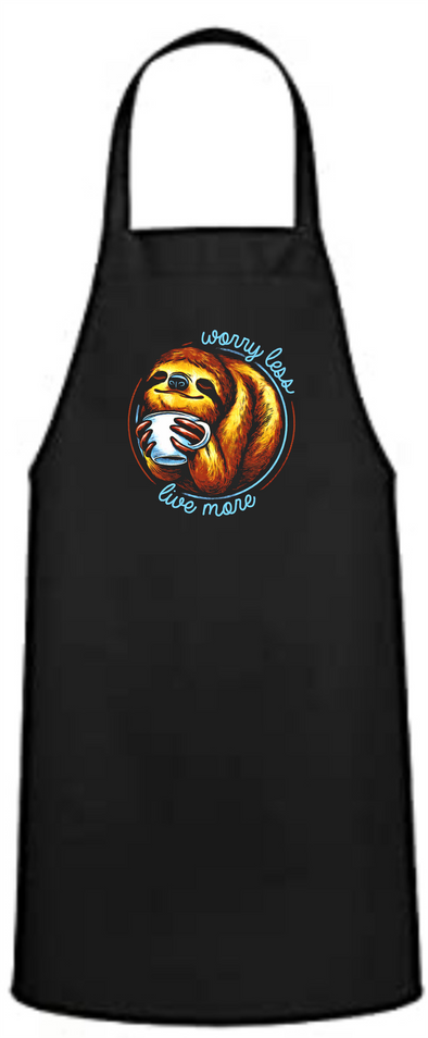 Worry Less Apron