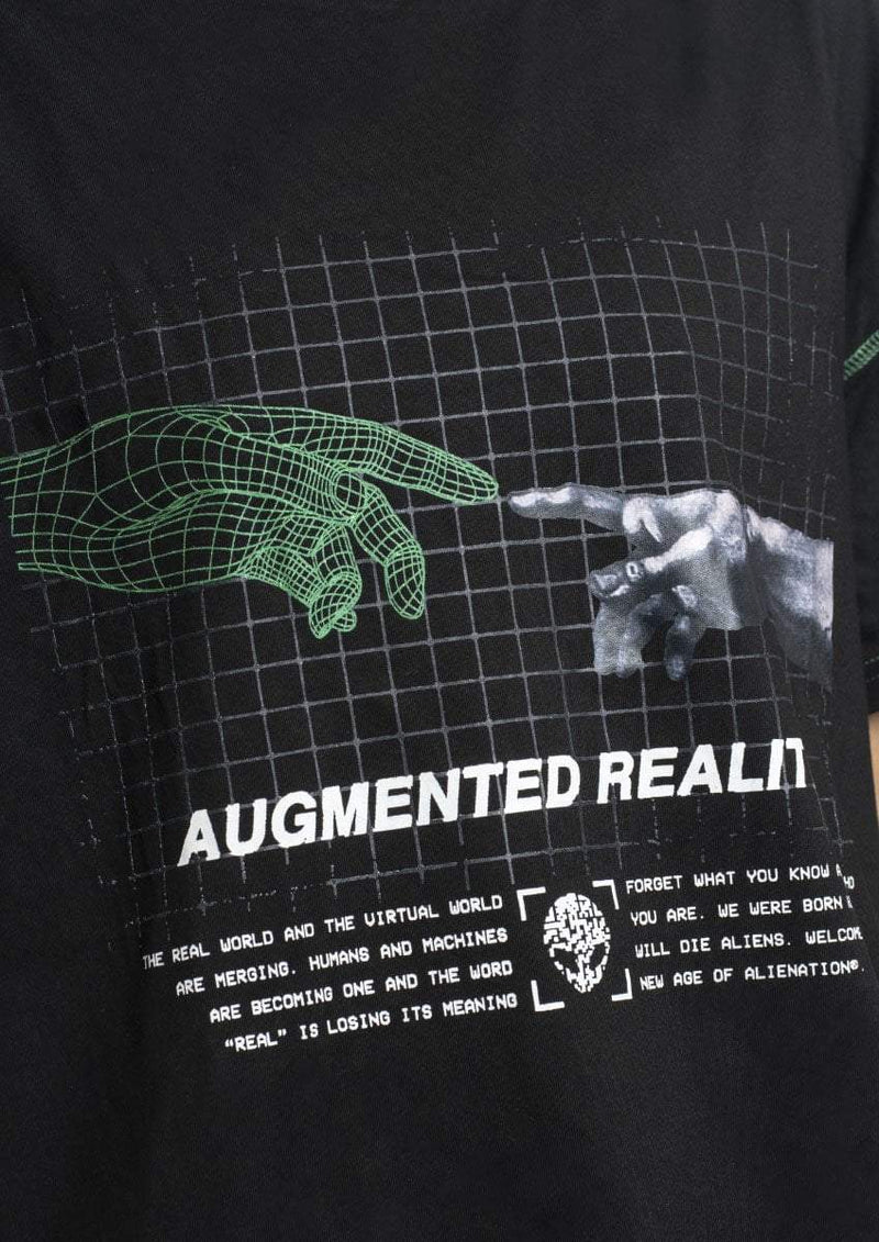 Ar Tshirt - Virtual Reality - Alienation