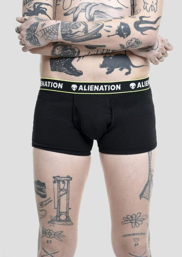 Alien Boxer - Alienation