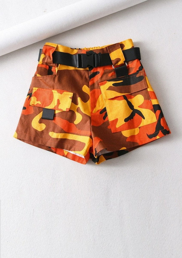 CAMO SHORTS - Alienation