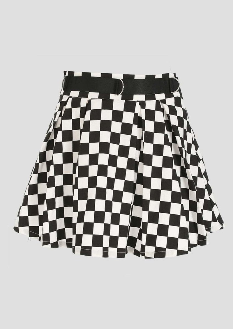 CHESS SKIRT - Alienation